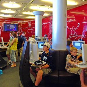 Интернет-кафе Ожерелья