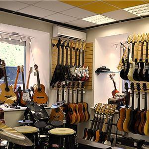 Музыкальные магазины Ожерелья