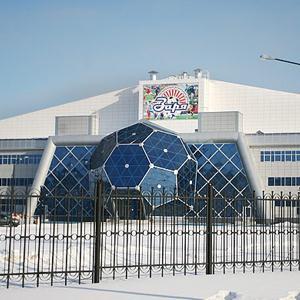 Спортивные комплексы Ожерелья