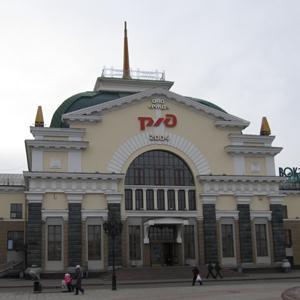 Железнодорожные вокзалы Ожерелья